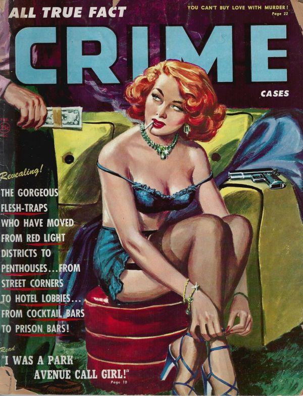 All True Fact Crime Detective February 1951