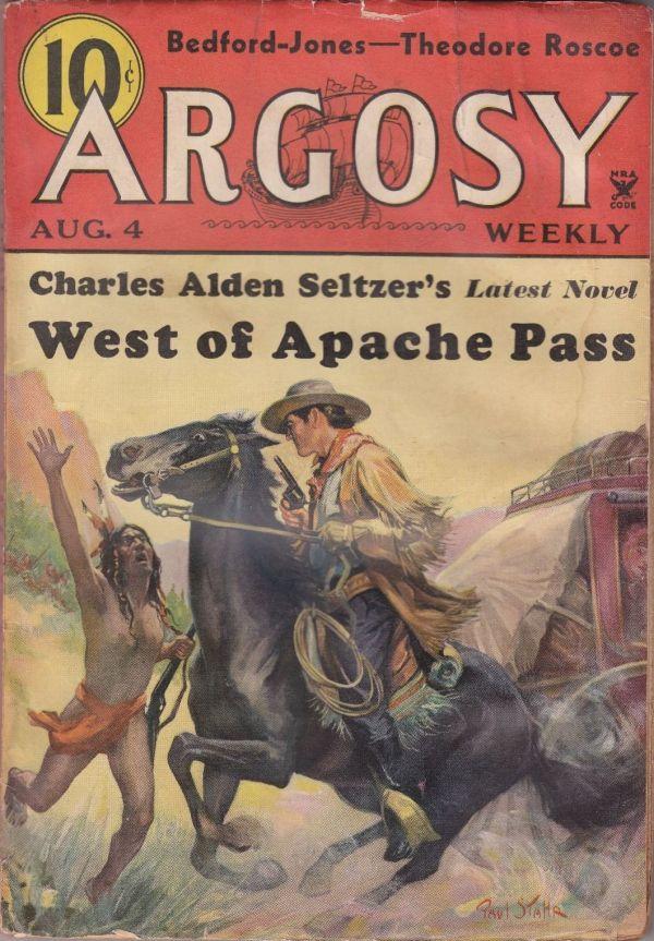 Argosy Aug 4 1934