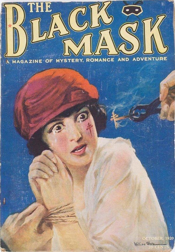 Black Mask - October 1920