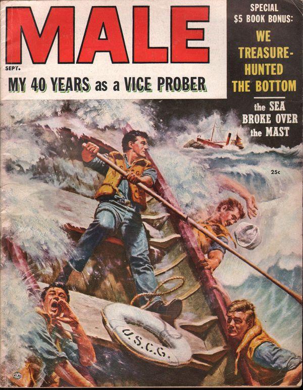 Male September 1955