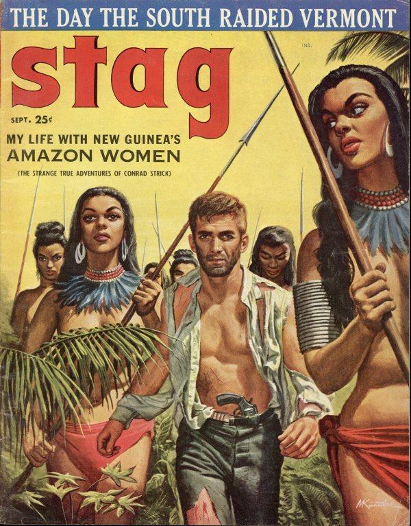 Stag September 1957