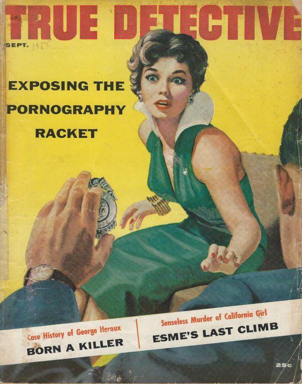 True Detective September 1955