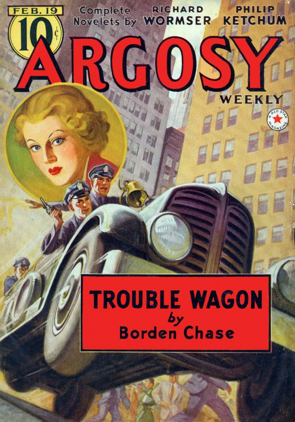 Argosy - February 19 1938