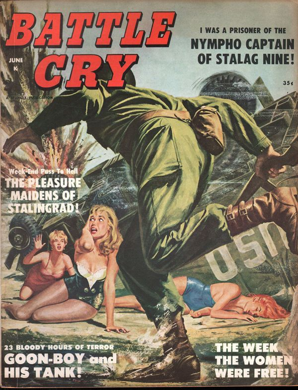 Battle Cry June 1959