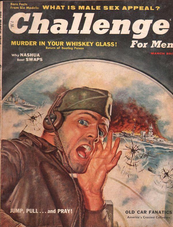 Challenge March 1956