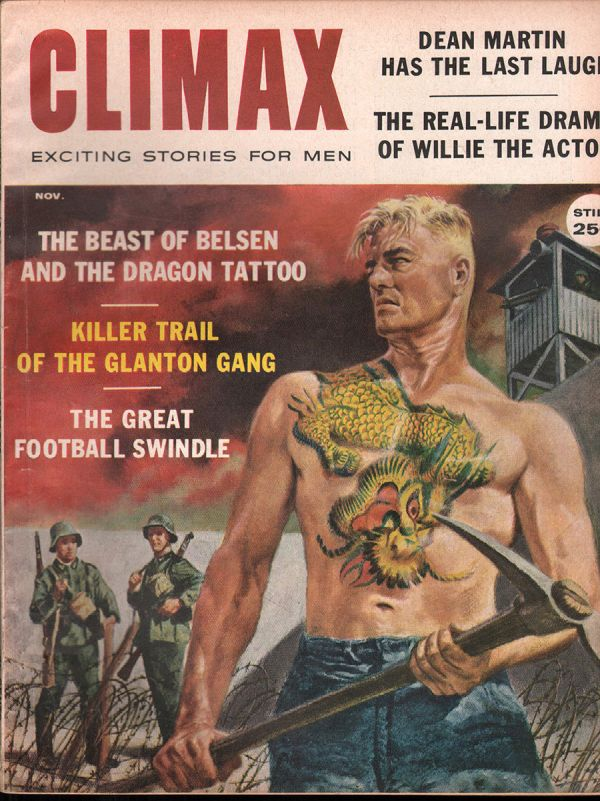 Climax November 1959