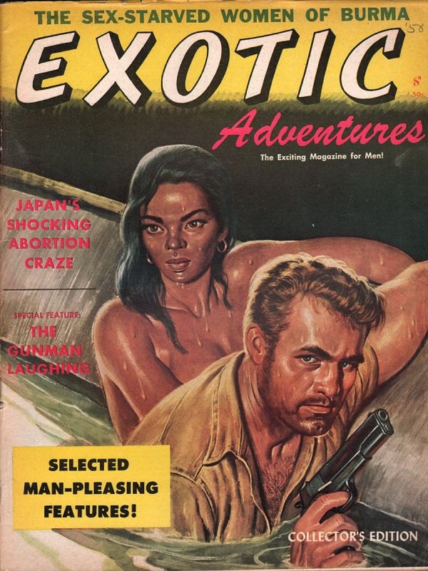 Exotic Adventures #1 1958