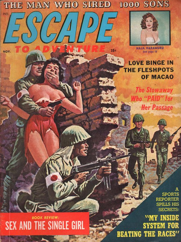Exotic November 1962