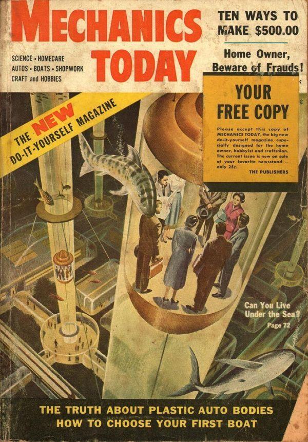 Mechanics Today November 1953