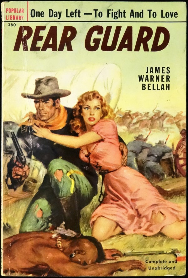 Popular Library 380 (Nov., 1951).  First Printing. Cover Art by Samuel Cherry