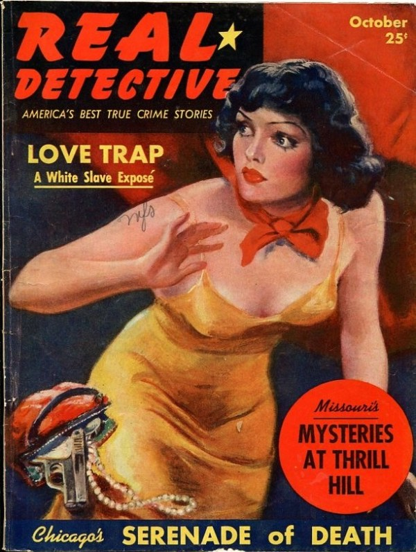 Police Detective October 1939