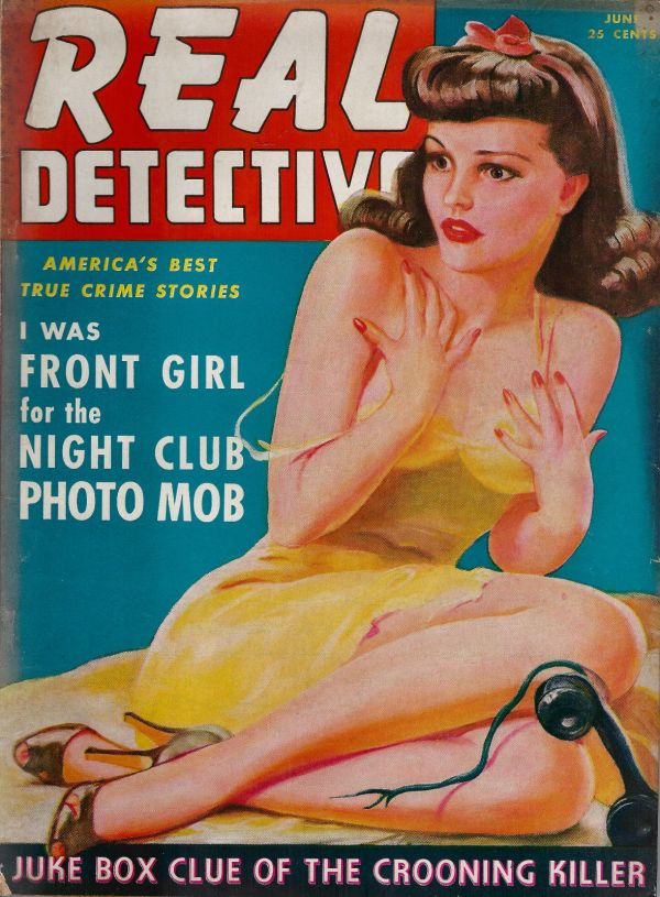 Real Detective June 1942