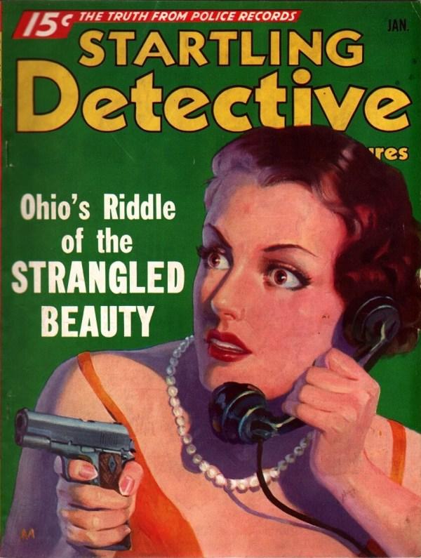 Startling Detective Adventures January 1936