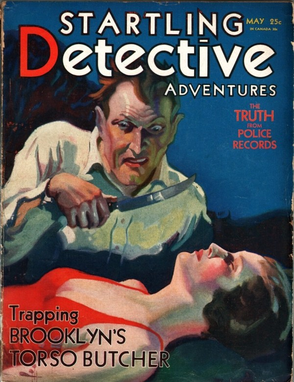 Startling Detective Adventures May 1931