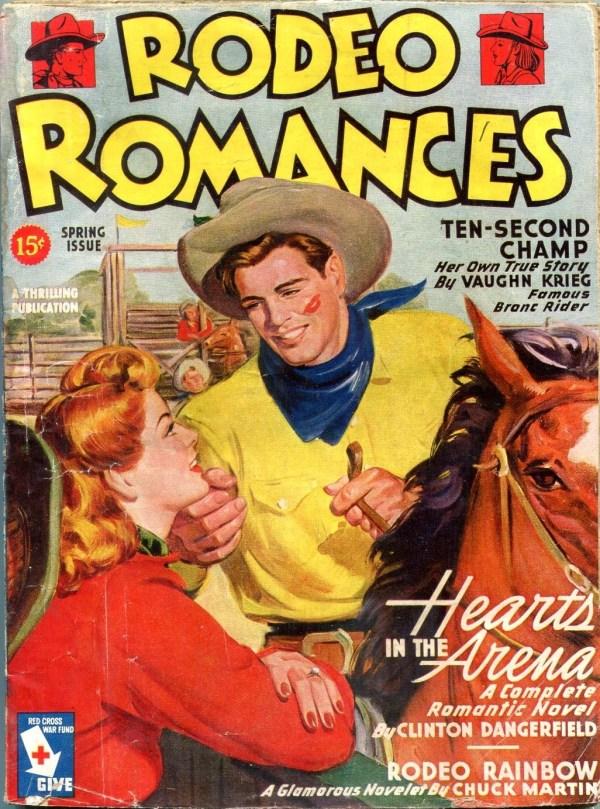 Rodeo Romances Spring 1945
