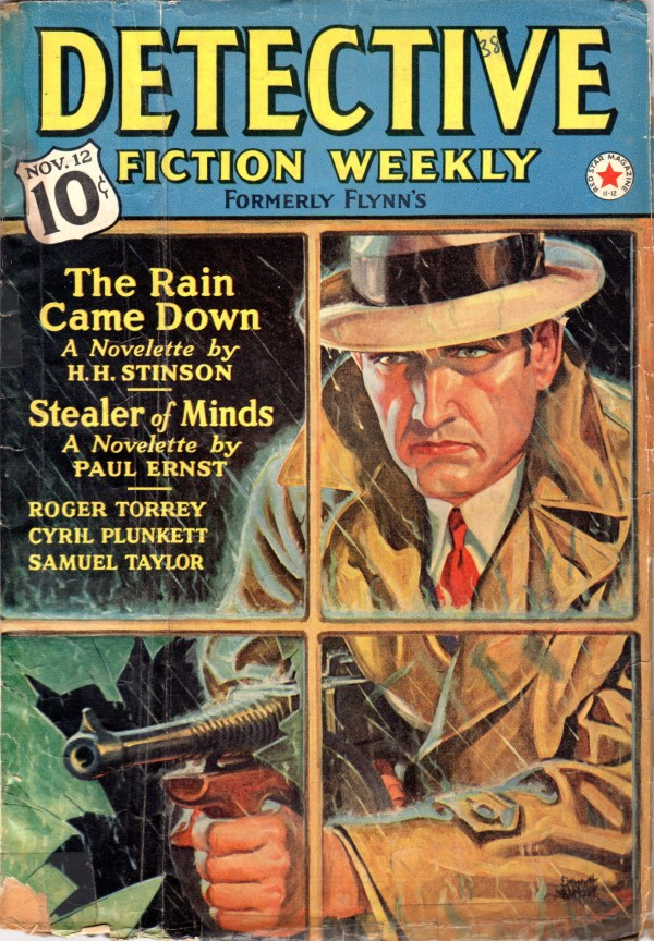 November 12, 1938 Detective Fiction