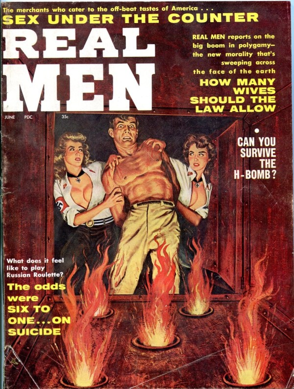 Real Men Issue June 1961