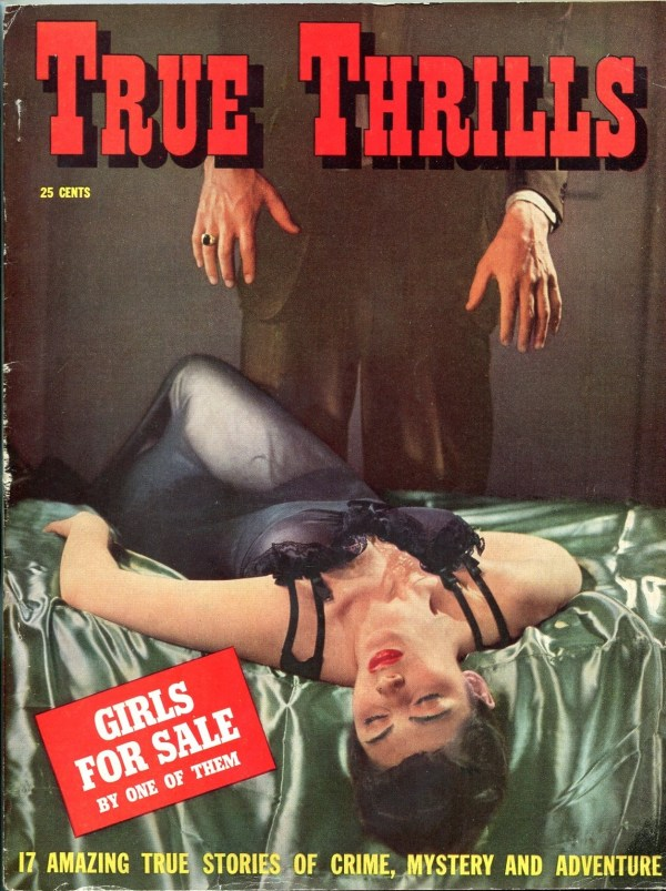 True Thrills Issue #1 1941