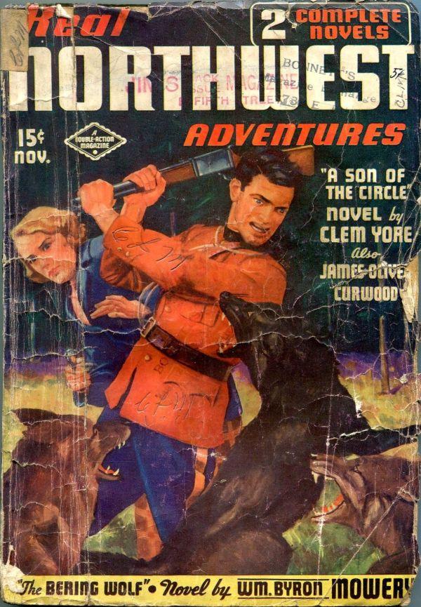Real Northwest Adventures November 1936