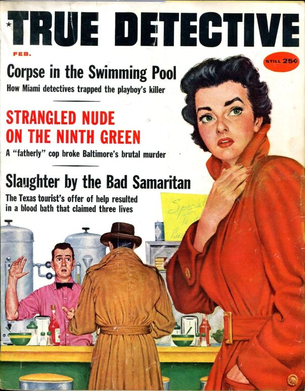 True Detective February 1960
