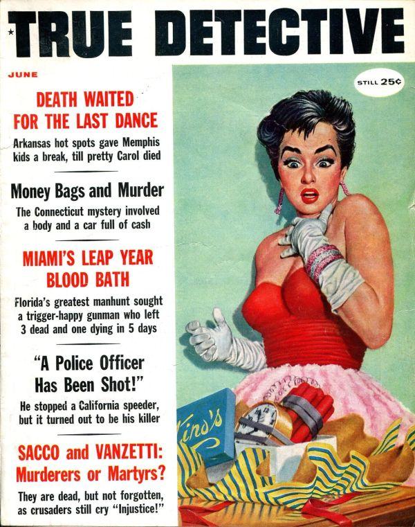 True Detective June 1960