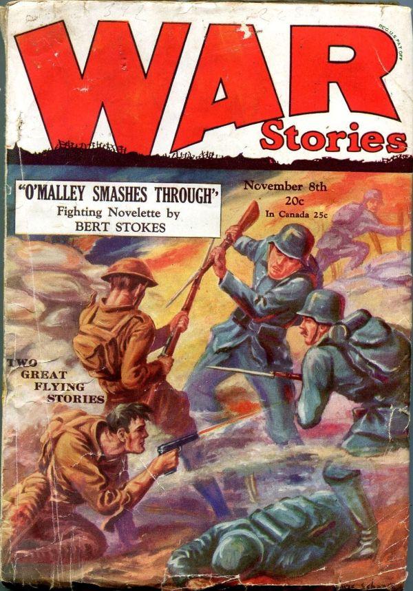 War Stories November 8 1928