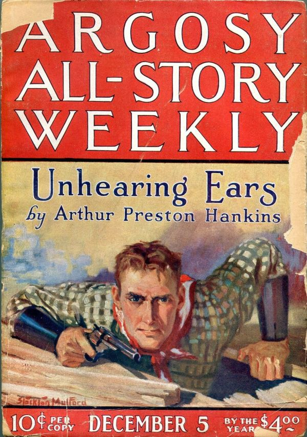 Argosy All-Story Weekly December 5 1925