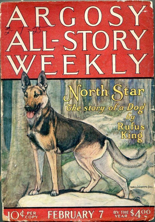 Argosy All-Story Weekly February 7 1925
