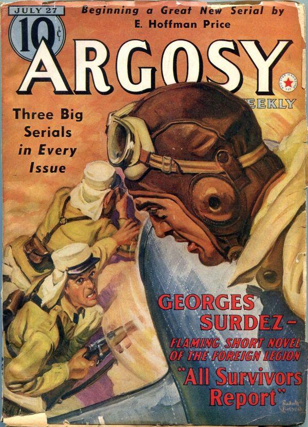 Argosy July 27 1940