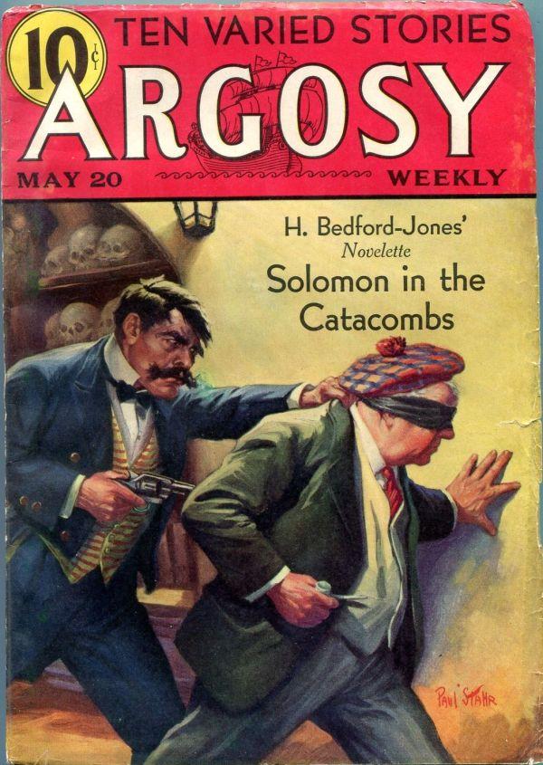 Argosy May 20 1933