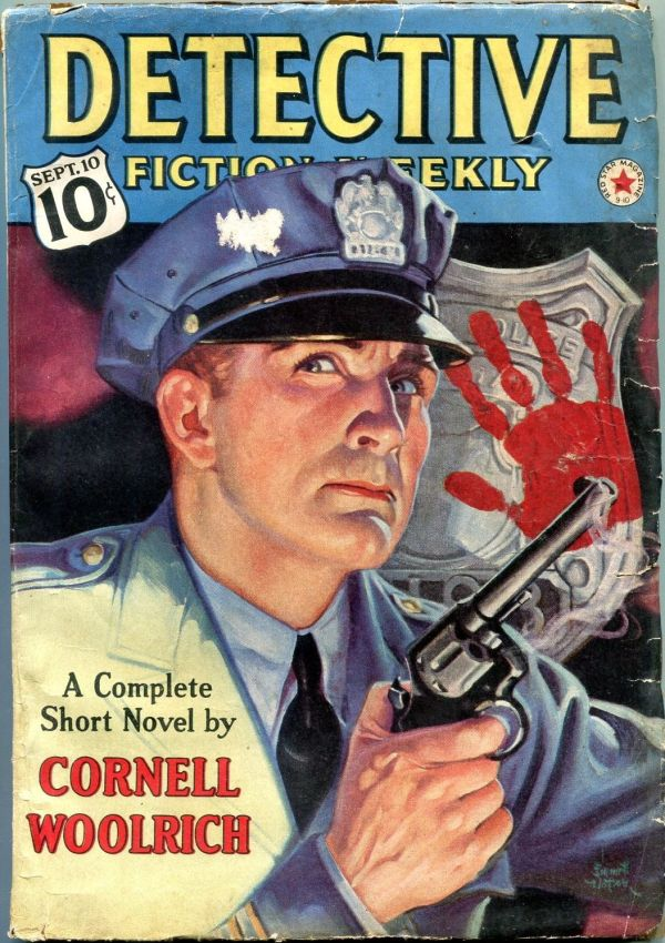 Detective Fiction Weekly September 10 1938