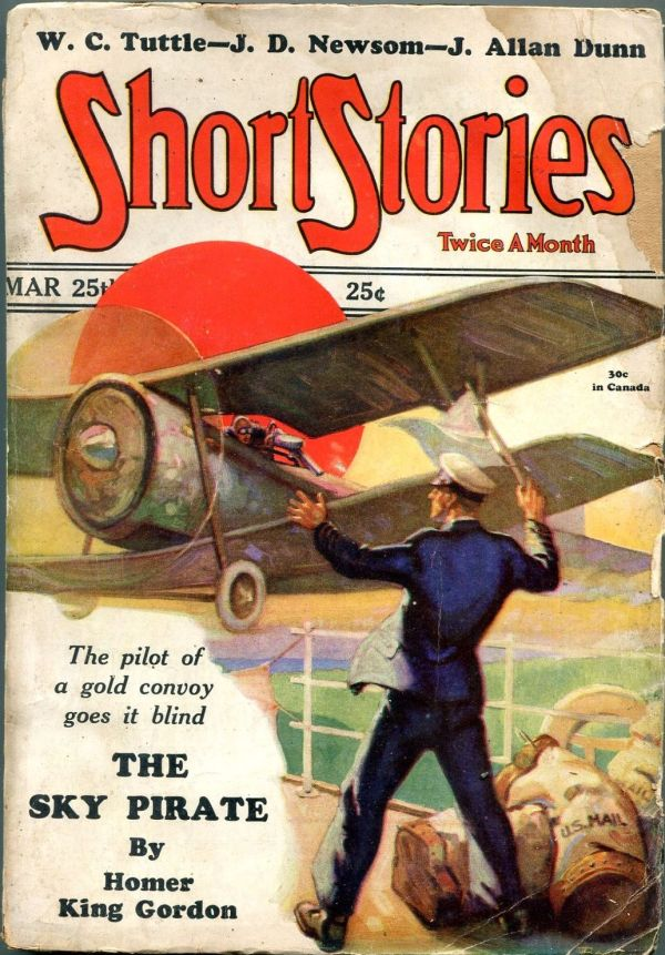 Short Stories March 25 1929