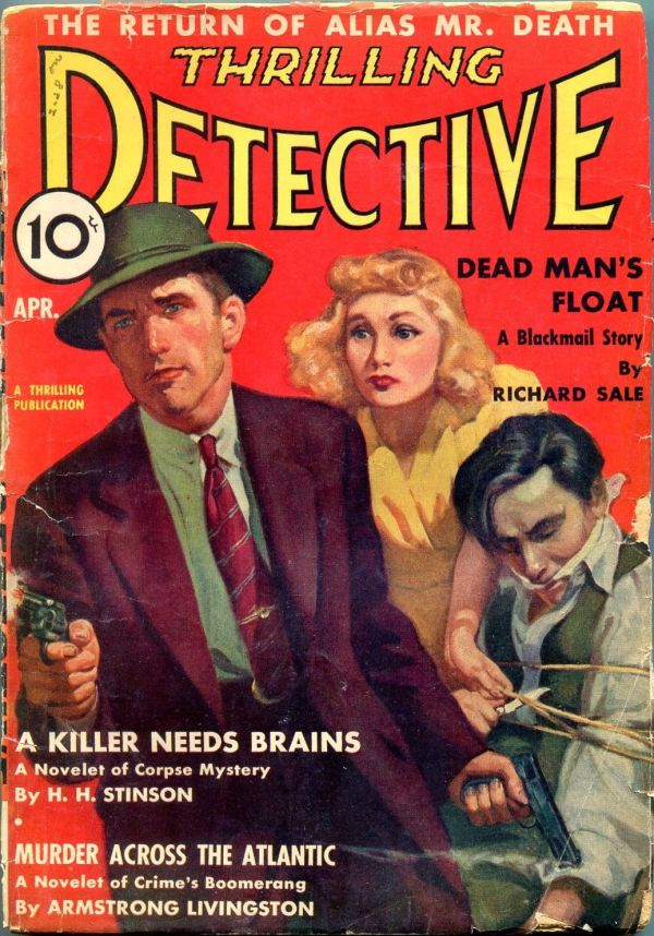 Thrilling Detective April 1939
