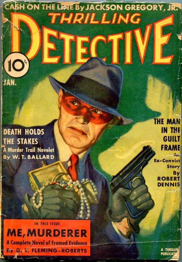 Thrilling Detective January 1939