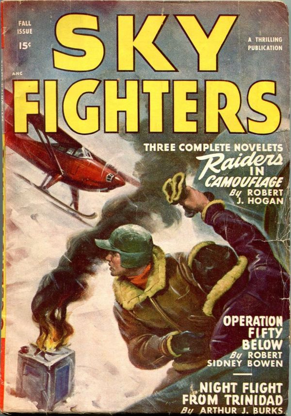 Sky Fighters Fall 1948