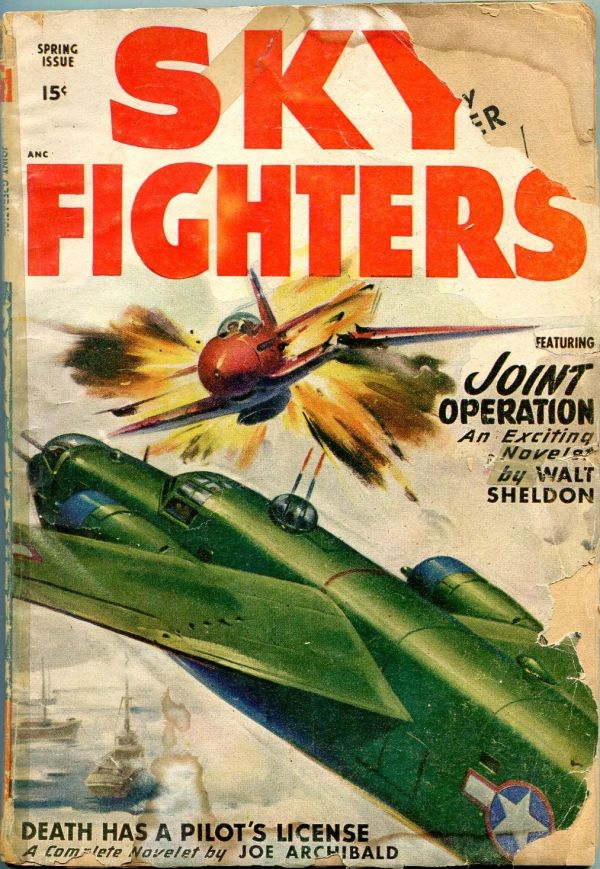 Sky Fighters Spring 1948