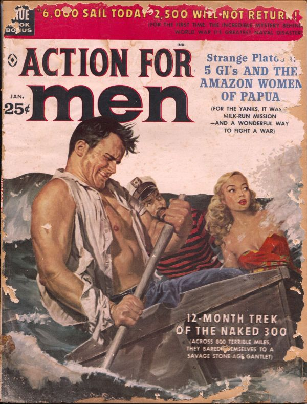 Action For Men January 1961