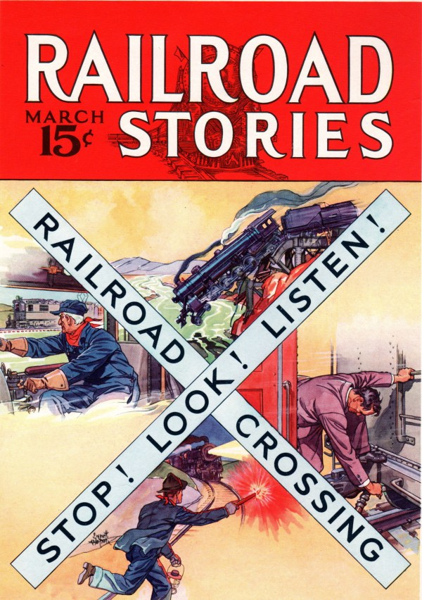 March 1934 Railroad Stories