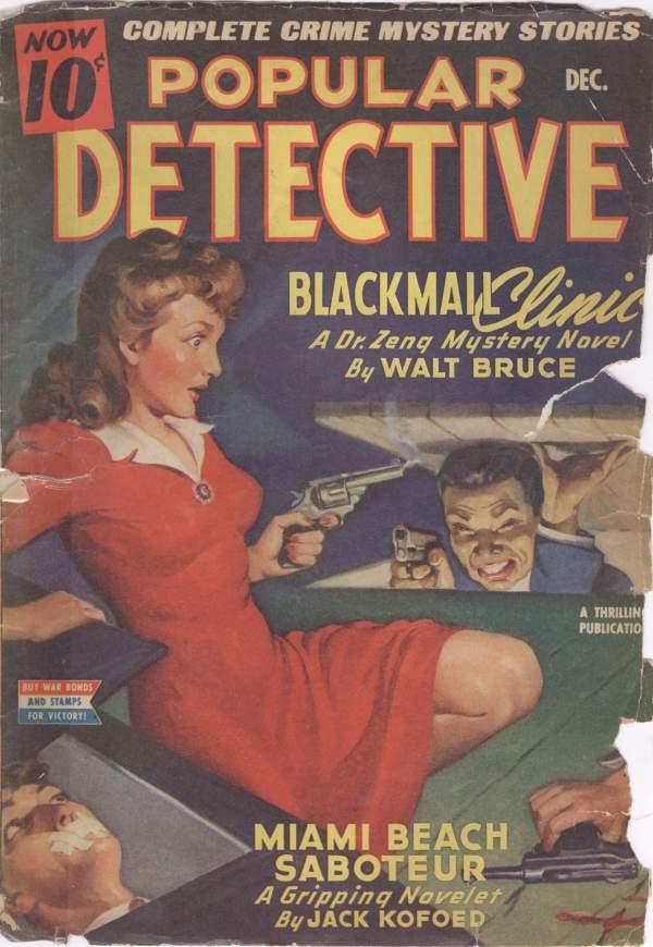 Popular Detective December 1943