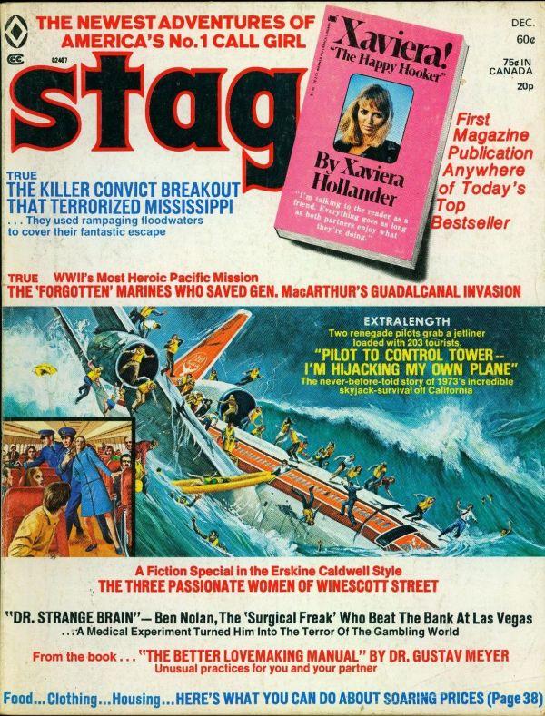 Stag magazine December 1973