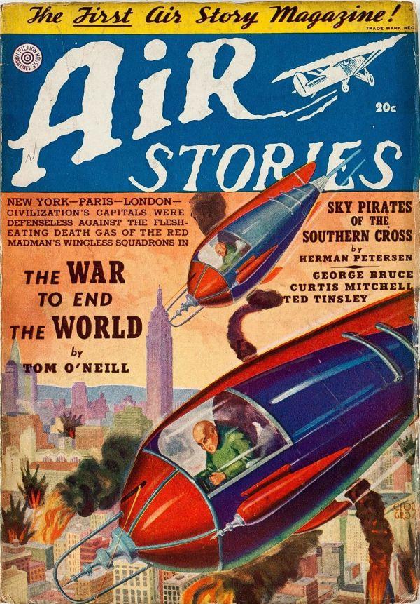 Air Stories V5#9 1939