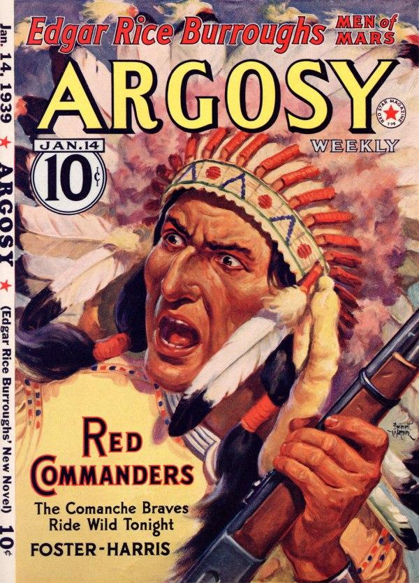 January 14, 1939 Argosy