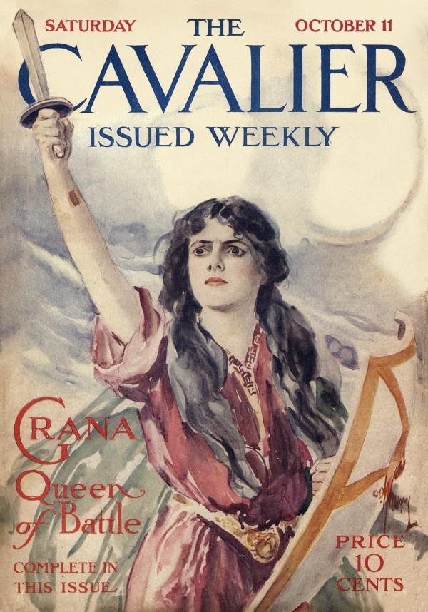 The Cavalier v034 n01 [1913-10-11]