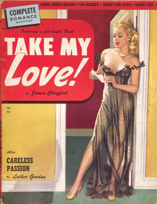 Complete Romance February 1950