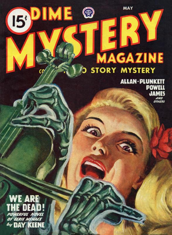 Dime Mystery May 1947