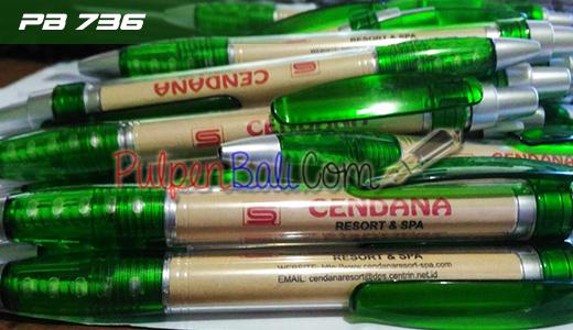 contoh pulpen pesanan cendana Resort and spa Ubud Bali