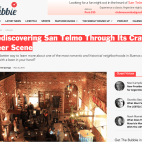"<span class=""live-editor-title live-editor-title-21067"" data-post-id=""21067"" data-post-date=""2015-12-20 19:45:45"">Rediscovering San Telmo Through Its Craft Beer Scene por The Bubble</span>"