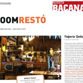 """<span class=""""live-editor-title live-editor-title-22162"""" data-post-id=""""22162"""" data-post-date=""""2016-03-26 13:58:06"""">Cocina porteña, pulpería Quilapán por revista Bacanal</span>"""