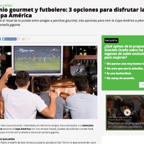 """<span class=""""live-editor-title live-editor-title-23328"""" data-post-id=""""23328"""" data-post-date=""""2016-06-06 21:16:29"""">Junio gourmet y futbolero: 3 opciones para disfrutar la Copa América por Nueva Ciudad</span>"""