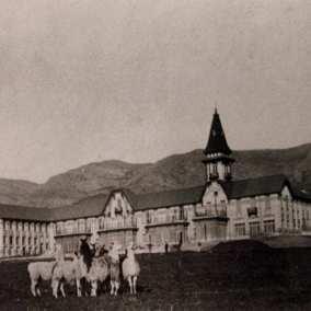 Club Hotel de la Ventana, el coloso derrotado
